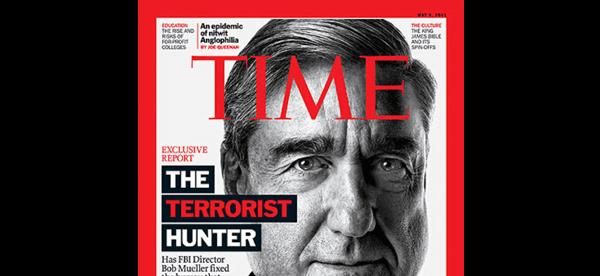 TIME表紙